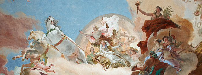 Picture: Fresco in the Imperial Hall